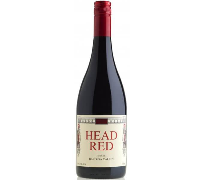 Head Wines, RED Shiraz, Barossa Valley 2015