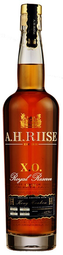 A.H. Riise Rom Royal Reserve Kong Haakon