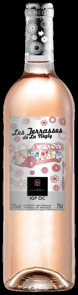 La Negly Les Terrasses 2019