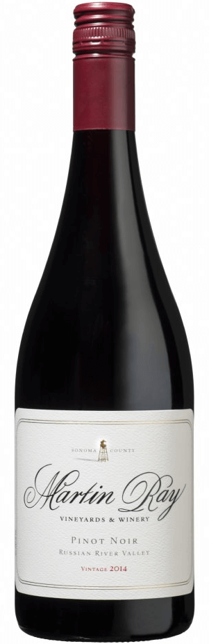 Martin Ray Pinot Noir Sonoma Country Vintage 2016
