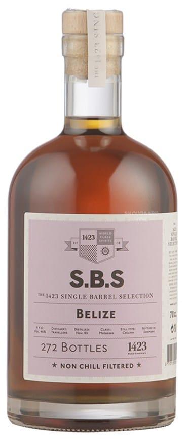 Single Barrel Selection Belize 9 års