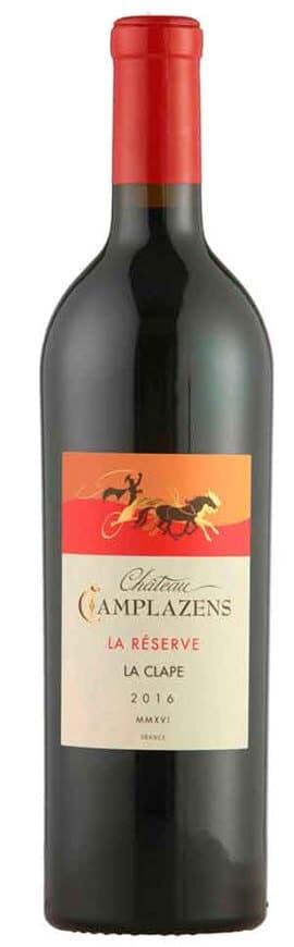 Chateau Camplazens Premium La Clape 2017