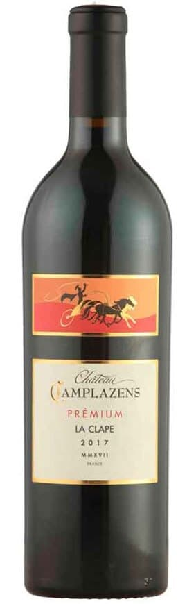 Chateau Camplazens Reserve2016