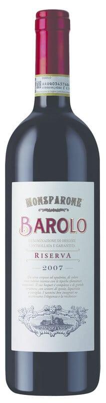 Monsparone Barolo Riserva 2007