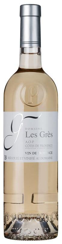 Vins Breban Domaine Les Gres Cotes de Provence Rose 2018