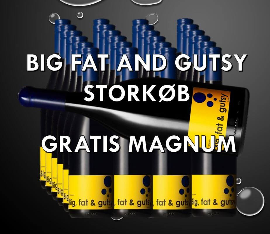 Big, fat and gutsy STORKØB