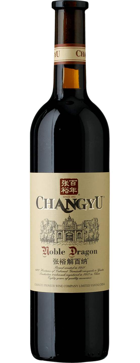 Changyu Noble Dragon 2013 fra Kina